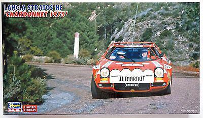 "Hasegawa 20282 - Lancia Stratos HF ""Chardonnet 1975"" - 1:24"
