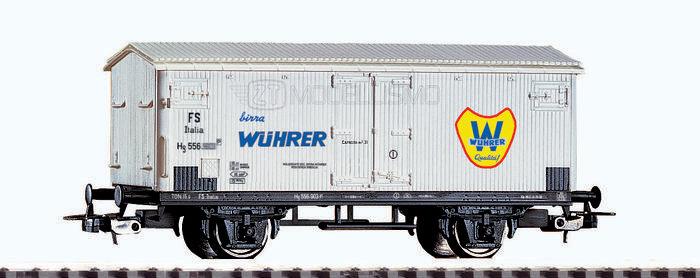 """Piko 58943 - Carro refrigerante """"Wührer"""". FS - H0"""