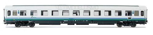 Rivarossi HR4286 - Set 2 carrozze passeggeri FS 2°cl tipo UIC-Z1 - H0