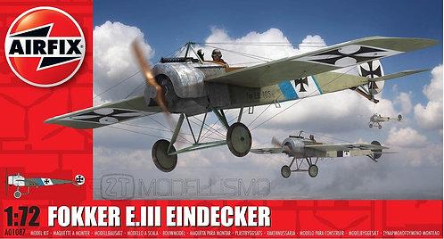 Airfix A01087 - Fokker E.III Eindecker - 1:72