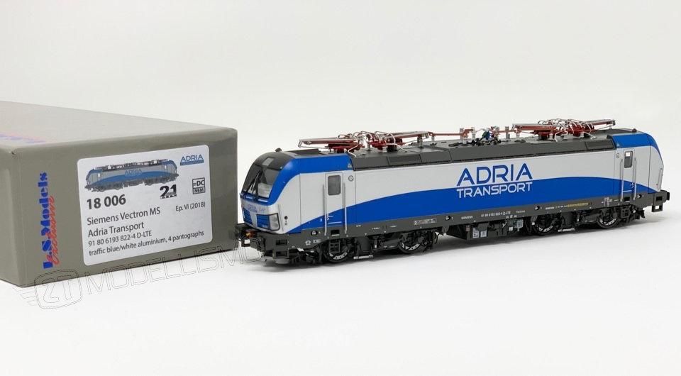 """L.S.Models 18006 - 193.822 """"Katja"""" Adria Transport - H0"""
