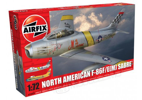 Airfix A03082A - North American F-86F/E(M) Sabre - 1:72