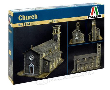 Italeri 6174 - Chiesa - 1:72