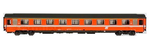 "L.S.Models 47453 - Carrozza UIC-Z ""Eurofima"" 1°cl. livrea C1 FS (scala H0)"