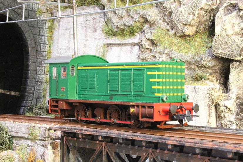 Roco 72810 - Locomotiva Diesel D236.003, FS - H0