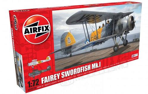Airfix A04053A - Fairey Swordfish Mk.I - 1:72