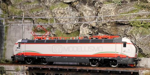 Rivarossi HR2805 - Locomotiva elettrica E402B.165, FS - H0
