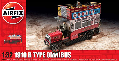 Airfix A06443 - 1910 B Type Omnibus - 1:32