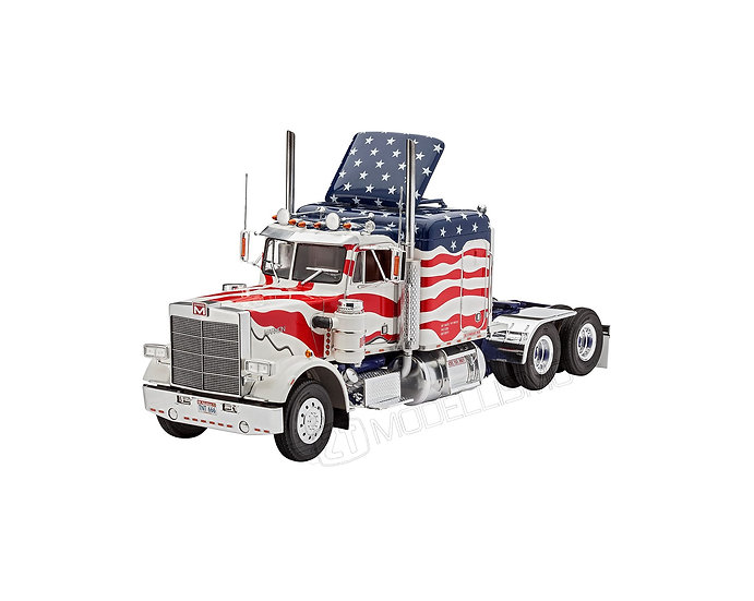 """Revell 07429 - Marmon Conventional """"Stars And Stripes"""" - 1:25"""