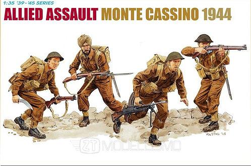 Dragon 6515 - Allied Assault (Monte Cassino 1944) - 1:35