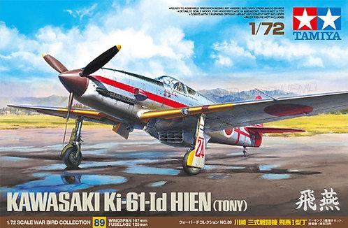 Tamiya 60789 - Kawasaki Ki-61-Id Hien - 1:72