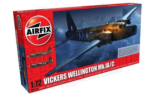 Airfix A08019 - Vickers Wellington Mk.IA/C - 1:72