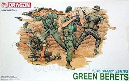 Dragon 3309 - Green Berets - 1:35