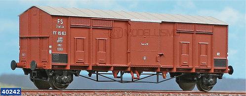 ACME 40242 - Carro chiuso tipo FF, FS - H0