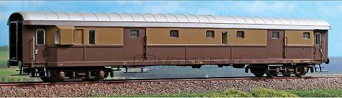 Acme 50236 - Carrozza bagagliaio tipo 1946, FS - H0