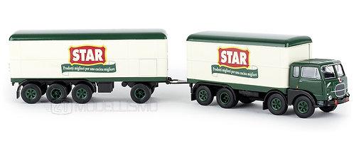 "Brekina 58433 - Fiat 690 Millepiedi ""Star""- H0"
