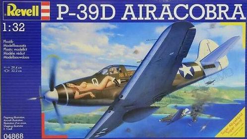 Revell 04868 - P-39D AIRACOBRA - 1:32