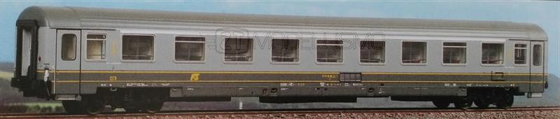 ACME 50348 - Carrozza passeggeri di 1°cl, tipo UIC-Z - H0