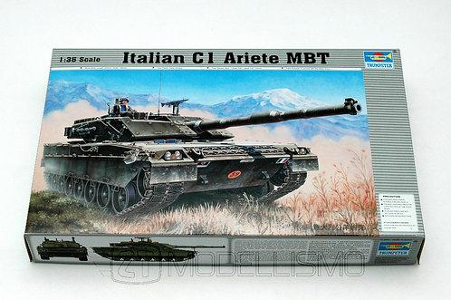 Trumpeter 00332 - Italian C1 Ariete MBT -  1:35
