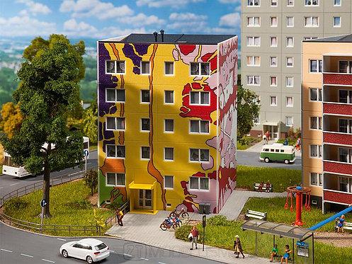 """Faller 130800 - Edificio """"Carsten Kruse"""""""