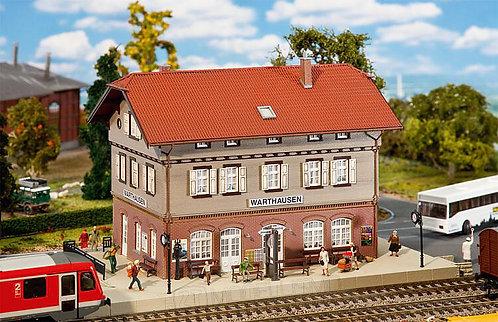 Faller 110123 - Stazione ferroviaria di Warthausen
