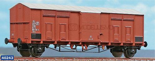 ACME 40243 - Carro chiuso tipo Ghks-w, FS - H0