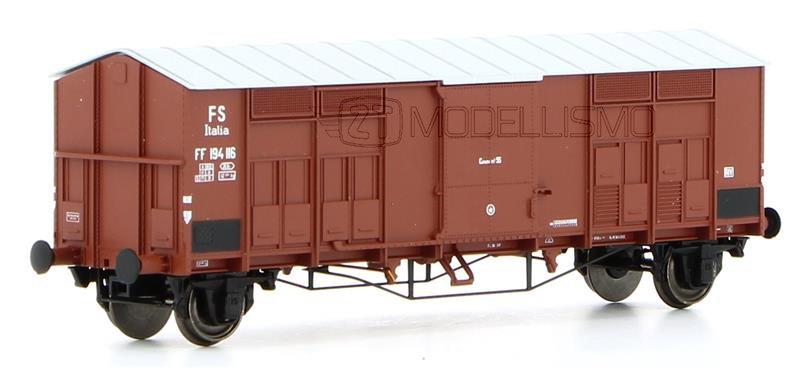 ACME40247 - Carro chiuso tipo FF, FS - H0