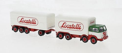 """Brekina 58438 - Fiat 690 Millepiedi """"Locatelli""""- H0"""
