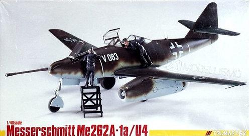 Trimaster MAB-110: 4300 - Messerschmitt Me262A-1a/U4 - 1:48