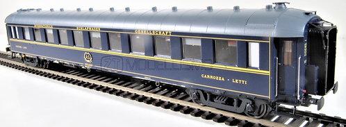 """PI97017 - Carrozza letti FS tipo WL Yb """"Ansaldo"""""""