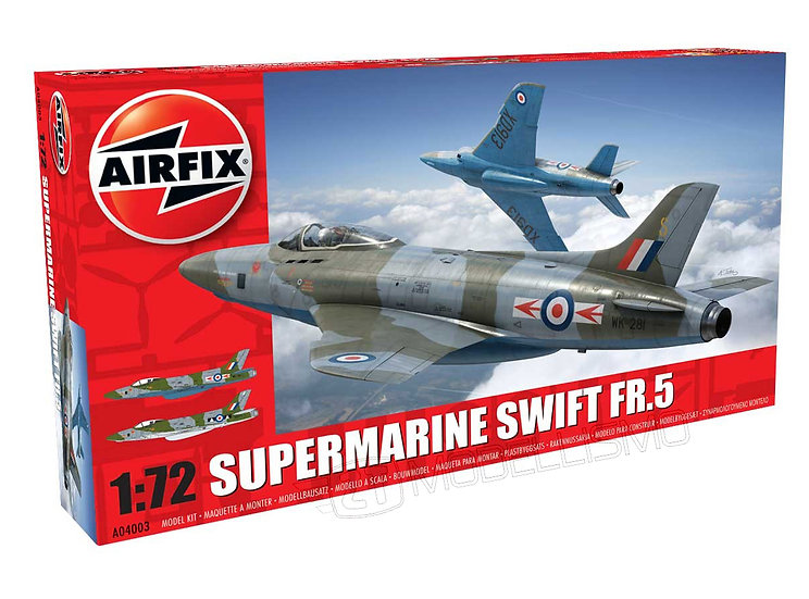 Airfix A04003 - SupermarineSwift FR.5 - 1:72
