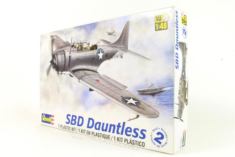 Revell 85-5249 - SBD Dauntless - 1:48