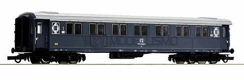 Roco 74600 - Carrozza passeggeri 1°cl, tipo 1921, FS - H0