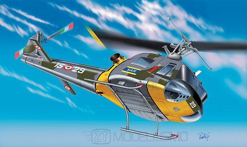 Italeri 1201 - AB 204 B/UH-1F Huey - 1:72