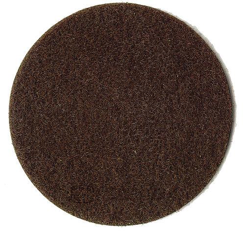 Heki 3352 - Erba in fibra, marrone