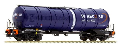 Tillig 76691 - Carro cisterna a carrelli tipo Zans 'Wascosa' - H0