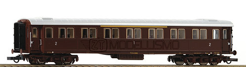 Roco 74381 - Carrozza passeggeri di 1°cl e 2°cl, ABz60000, FS - H0