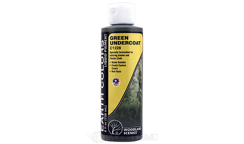 Woodland scenics C1228 - Green undercoat