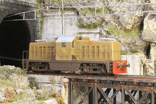 ACME 60254 - Locomotiva diesel Ne 120.024 da manovra, FS - H0