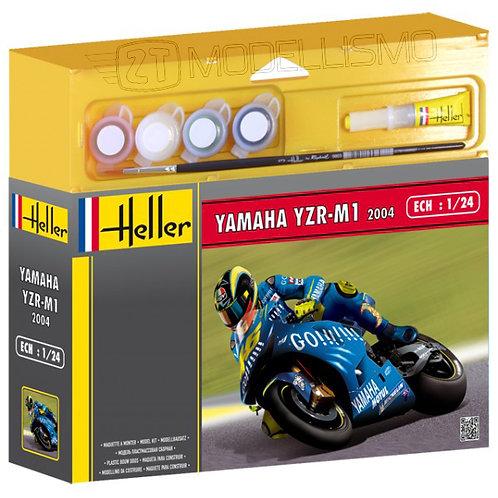 Heller  - Yamaha YZR - M1 2005 - 1:24