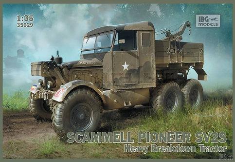 IBG Models 35029 - Scammel Pioneer SV2S  - 1:35