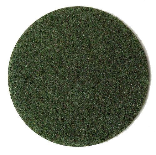 Heki 3362 - Erba in fibra verde scuro