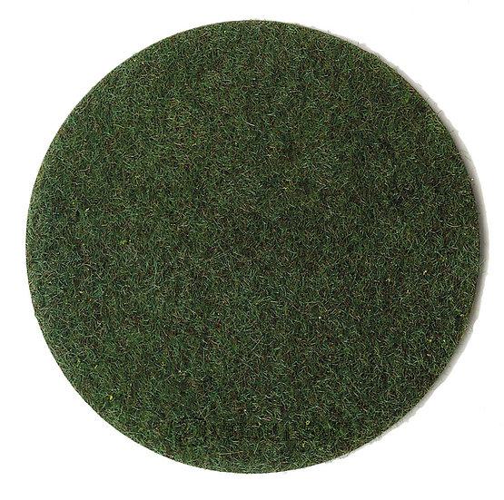 Heki 3356 - Erba  in fibra verde scuro