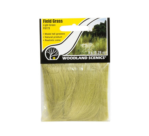 Woodland scenics FG173 - Field grass, light green