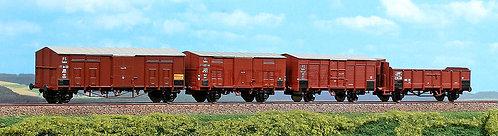 ACME 45105 - Set di quattro carri merci, FS - H0