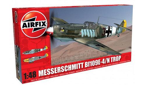 Airfix A05122A - Messerschmitt Bf109E-4/N Trop - 1:48