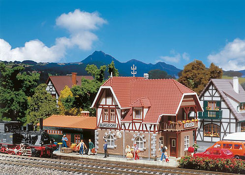 Faller 131275 - Stazione di Burgdorf