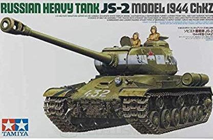 Tamiya 35289 - RUSSIAN HEAVY TANK JS-2 MODEL 1944 ChKZ - 1:35