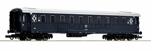 Roco 74603 - Carrozza passeggeri 2°cl, tipo 1921, FS - H0