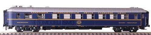 "L.S.Models 49198 - Carrozza Ristorante FS ""BREDA"" da 52 posti, livrea CIWL 1971"